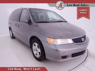 3c6af10f70 2000 Honda Odyssey EX 7-Passenger for Sale in Salt Lake City