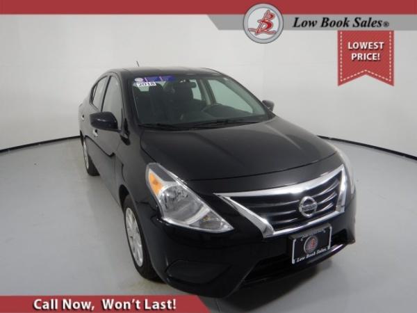 2018 Nissan Versa in Salt Lake City, UT