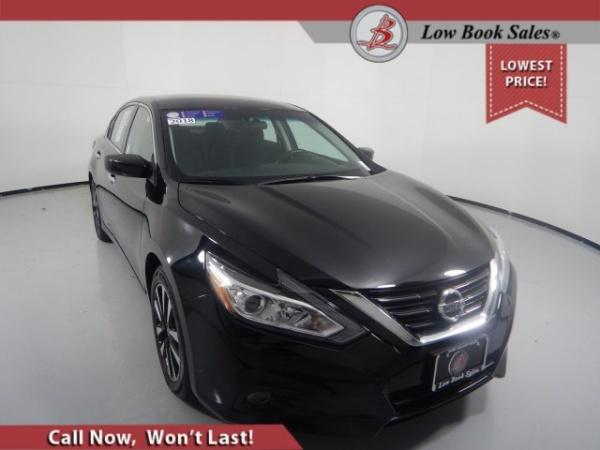 2018 Nissan Altima in Salt Lake City, UT