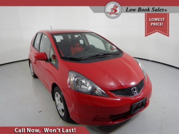 2013 Honda Fit in Salt Lake City, UT