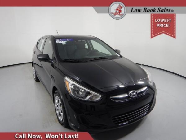 2017 Hyundai Accent in Salt Lake City, UT