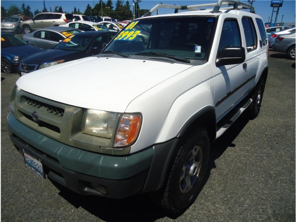 2001 Nissan Xterra in Everett, WA