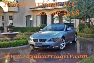 Used Bmw 6 Series For Sale In Las Vegas Nv Truecar