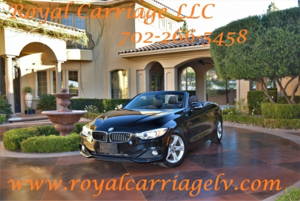 2016 BMW 4 Series in Las Vegas, NV