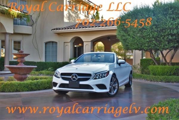2019 Mercedes-Benz C-Class in Las Vegas, NV