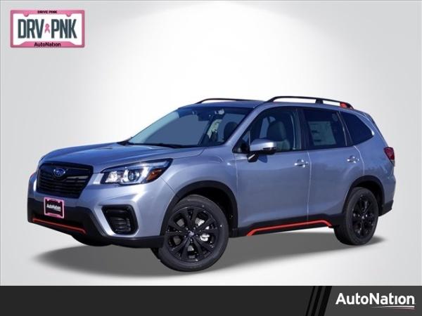 2020 Subaru Forester in Spokane Valley, WA