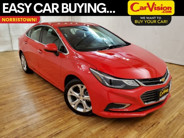 2017 Chevrolet Cruze in Norristown, PA