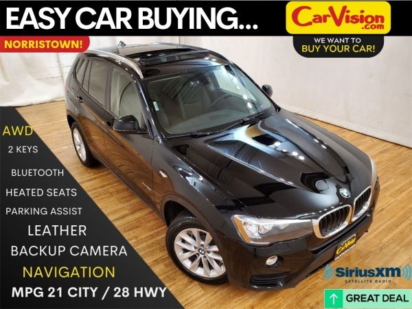 2017 BMW X3 in Norristown, PA