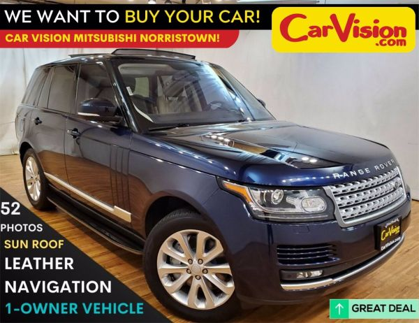 2016 Land Rover Range Rover in Norristown, PA