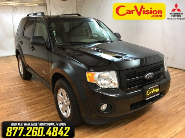 2010 ford escape limited edition
