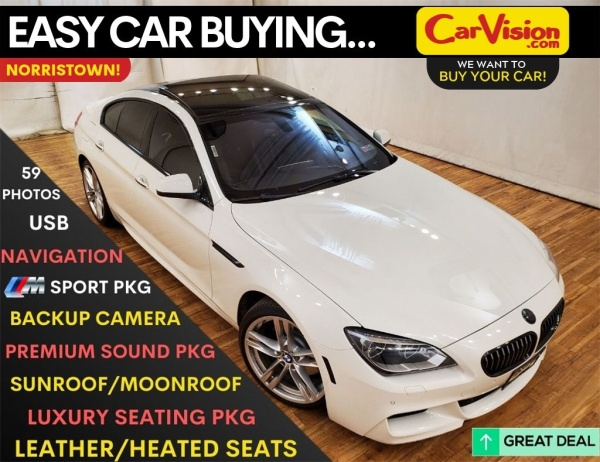 2013 BMW 6 Series in Norristown, PA