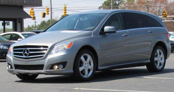 2011 Mercedes-Benz R
