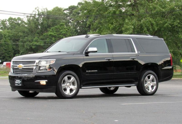 2015 Chevrolet Suburban in Kernersville, NC