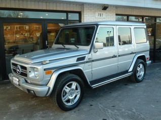 Mercedes benz g wagon for sale