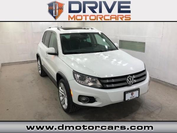 2016 Volkswagen Tiguan in Akron, OH