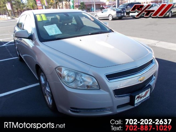 2011 Chevrolet Malibu in Las Vegas, NV