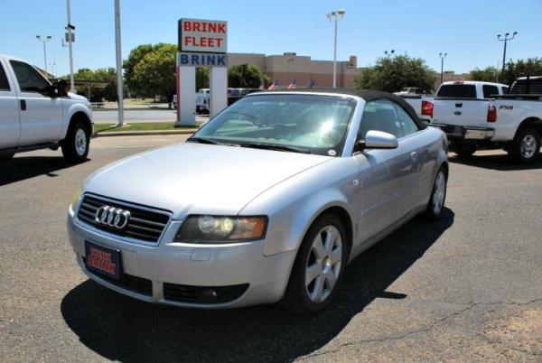 2005 Audi A4 in Lubbock, TX