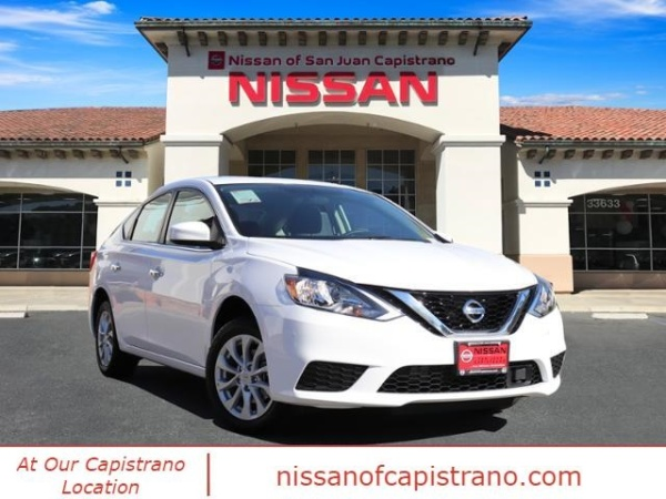 2019 Nissan Sentra in San Juan Capistrano, CA