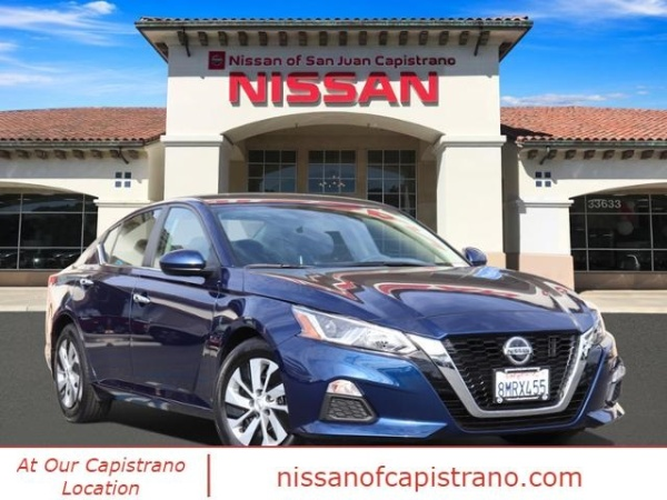 2020 Nissan Altima in San Juan Capistrano, CA