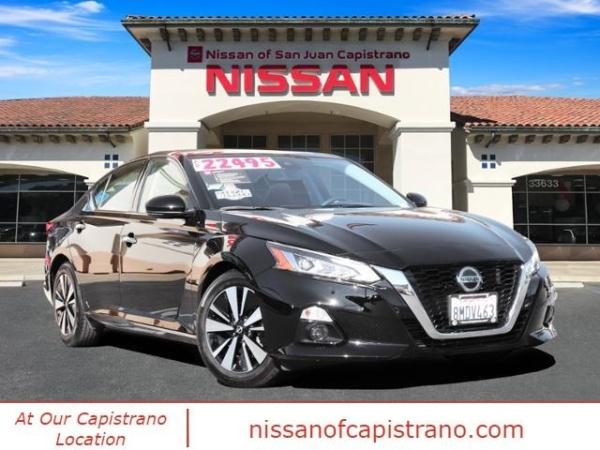 2019 Nissan Altima in San Juan Capistrano, CA