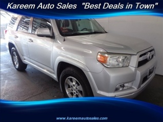 2011 Toyota 4Runner Limited For Sale >> Used 2011 Toyota 4runners For Sale Truecar