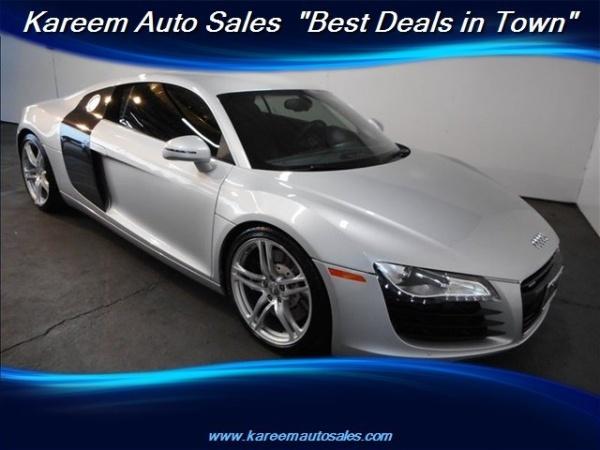 Used Audi R For Sale In Sacramento CA US News World Report - Audi sacramento