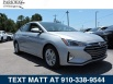 2020 Hyundai Elantra SEL 2.0L CVT for Sale in Wilmington, NC