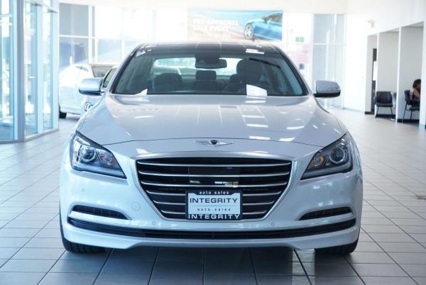 2015 Hyundai Genesis 3 8 RWD For Sale in Sacramento, CA