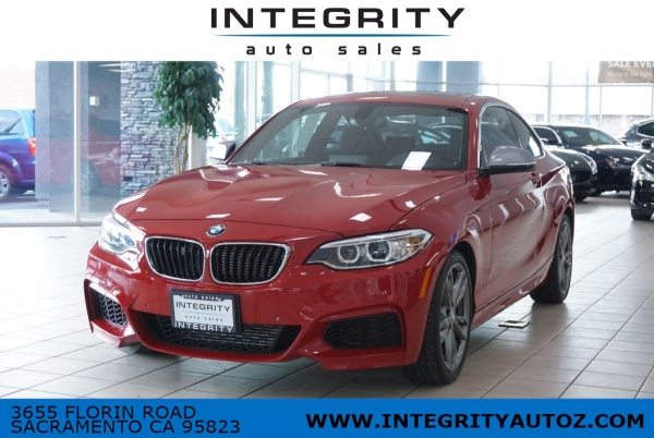 2016 BMW 2 Series in Sacramento, CA
