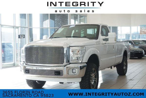 2016 Ford Super Duty F-250 in Sacramento, CA