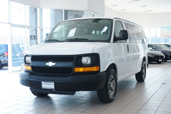 2013 Chevrolet Express LS