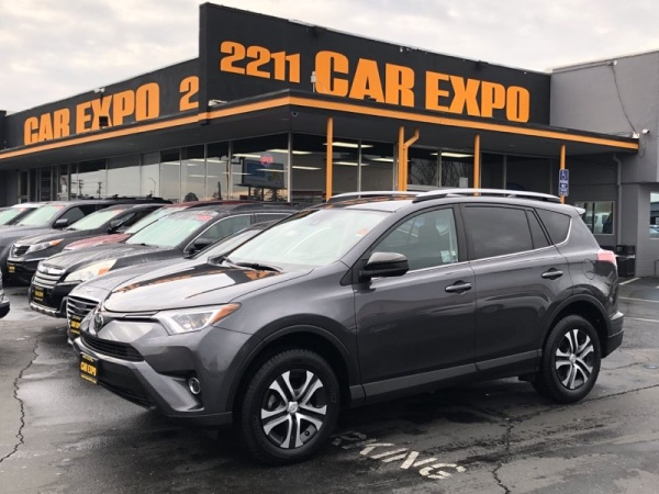 2017 Toyota RAV4 in Sacramento, CA