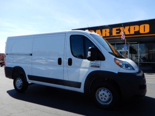 Used Ram ProMaster Cargo Vans for Sale in Sacramento, CA