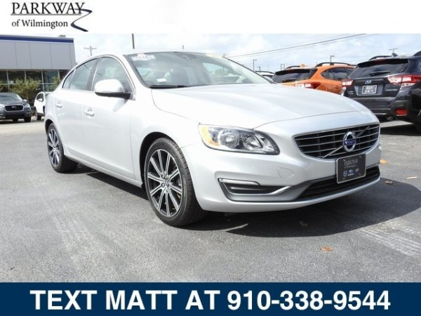 2017 Volvo S60 in Wilmington, NC