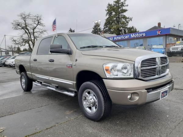 2009 Dodge Ram 3500 in Tacoma, WA