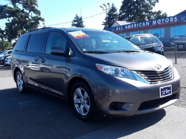 2013 Toyota Sienna Reviews, Ratings, Prices - Consumer Reports
