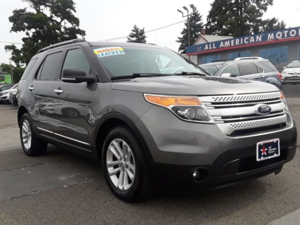 2013 Ford Explorer Reviews, Ratings, Prices - Consumer Reports