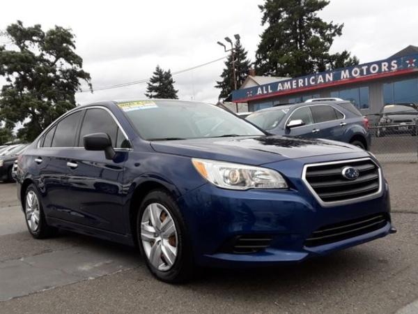 2015 Subaru Legacy Road Test - Consumer Reports
