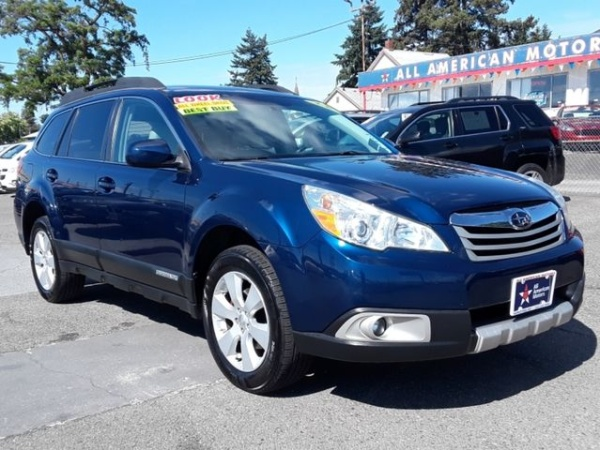 2011 Subaru Outback Reliability - Consumer Reports