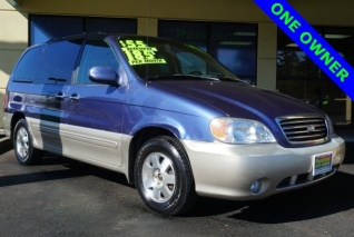 Used 2003 Kia Sedona LX For Sale In Tacoma, WA