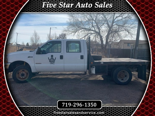 2004 Ford Super Duty F-450 Chassis Cab in Pueblo, CO