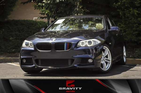 2013 BMW 5-Series Prices, Reviews and Pictures | U.S. News & World ...