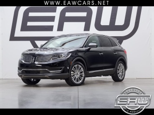2017 Lincoln Mkx Reserve Fwd For In Pelham Al