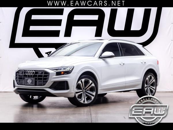 2019 Audi Q8