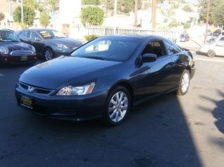 2007 Honda Accord Lx V6 Coupe Automatic For In Los Angeles Ca