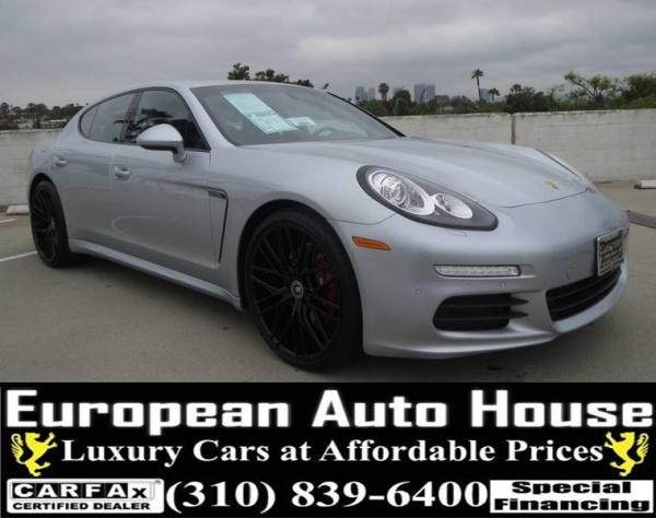 2015 Porsche Panamera in Los Angeles, CA