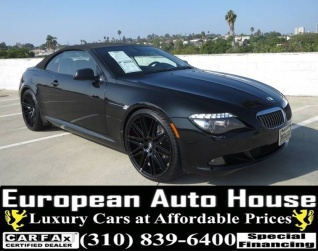 2010 Bmw 6 Series 650i Convertible For In Los Angeles Ca