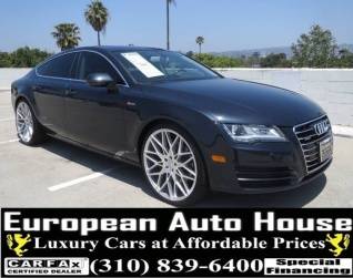 Audi Los Angeles >> Used Audi A7s For Sale In Los Angeles Ca Truecar