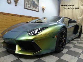 Awesome Used 2012 Lamborghini Aventador Coupe For Sale In Arlington, TX