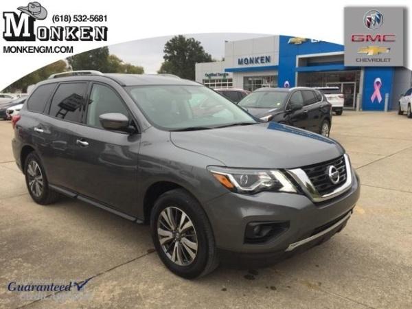 2019 Nissan Pathfinder in Centralia, IL